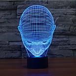 1шт С портом USB Сенсорный контроль LED Night Light-0.5 5V