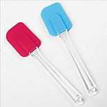 cheap -Baking Spatula, Multi-color Silicone Baking Tool 1pc for Shape Cake