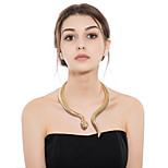 Women's Choker Necklaces Animal Shape Alloy Jewelry For Party Casual