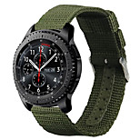 Fabric Watch Band Strap Green 17cm / 6.69 Inches 2cm / 0.8 Inches