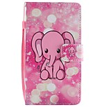 Case For Huawei Mate 9 Mate 10 Card Holder Wallet with Stand Flip Magnetic Pattern Full Body Elephant Hard PU Leather for Huawei Mate 10