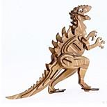 Недорогие -3D пазлы Пазлы Пазлы и логические игры Наборы для моделирования Модель дерева Игрушки Динозавр Лошадь 3D Домики Мода Для детской Горячая