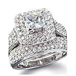 Жен. Классические кольца Стразы Стразы Бижутерия Назначение Свадьба Для вечеринок