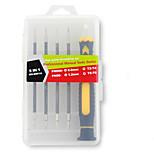 Cell Phone Repair Tools Kit 5 in 1 Screwdriver Replacement Tools