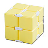 Infinity Cubes Toys Toys Kids Stress and Anxiety Relief Novelty Square Shape ABS Places Simple Office/career Pieces Kids Teen Children's