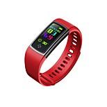 цветной экран с узором умный браслет с водонепроницаемыми длинными резервными калориями сожженными шагомерами монитор сердечного ритма для