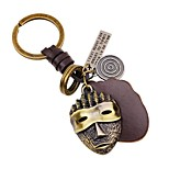 cheap -Keychains Jewelry Leather Alloy Irregular Classic Fashion Carnival Going out