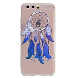 Case For Huawei P8 Lite (2017) P10 Lite Pattern Back Cover Dream Catcher Soft TPU for Huawei P10 Lite Huawei P10 Huawei P8 Lite (2017)