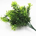 33см 3 шт. 35 выезд / отделение большой куча зеленая трава домашнее украшение искусственная трава