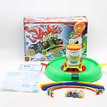 Board Game Funny Gadgets Toys Family Interaction Water Spray Toilet Bowl Animal 1 Pieces Kids Gift