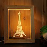 1 комплект Диммируемая Декоративная Декоративное освещение LED Night Light USB огни-3W