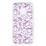 Case For Motorola G5 Plus G4 Plus Pattern Back Cover Unicorn Cartoon Soft TPU for Moto G4 Plus Moto G4 Play MOTO G4 Moto G5 Plus Moto G5