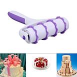 Формы для пирожных Прочее Повседневное использование Пластик Инструмент выпечки