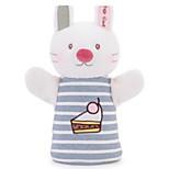 Мягкие игрушки Игрушки Rabbit Под крокодила Бегемот Животный принт Животные Животные Куски