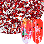cheap -1440 Nail Art Decoration Rhinestone Pearls Makeup Cosmetic Nail Art Design
