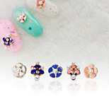 cheap -2 Nail Art Decoration Rhinestone Pearls Makeup Cosmetic Nail Art Design