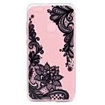 Case For Huawei P8 Lite (2017) P10 Lite Transparent Embossed Pattern Back Cover Lace Printing Soft TPU for Huawei P10 Lite Huawei P8 Lite