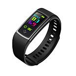 Mode s9 écran couleur smart bracelet fréquence cardiaque pression artérielle étanche multi-locomotion mode sport bracelet intelligent pour