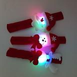3 шт / комплект рождественская светящаяся ручная игрушка