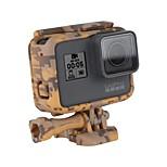 Бампер Стандартная рамка На открытом воздухе Противоударная Защита от удара Ударопрочный чехол Для Экшн камера Gopro 6 Gopro 5 Горные