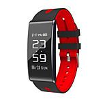 kimlink® s11 smartwatch rappel d'appel fitness tracker moniteur de sommeil moniteur de fréquence cardiaque moniteur de tension artérielle