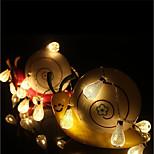 1set décoration décorative lumière noël lumière batterie