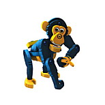 Building Blocks Toys Monkey DIY Kids Pieces