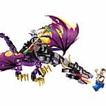 GUDI Конструкторы внедорожник Игрушки Megalosaurus Дракон Классика Люди Non Toxic Классика Воин Взрослые Мальчики 247 Куски