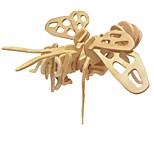 Недорогие -3D пазлы Пазлы Пазлы и логические игры Наборы для моделирования Модель дерева Игрушки Лошадь Животные 3D Домики Мода Для детской Горячая