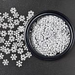 Недорогие -бриллиант красочные блестки оболочки красочные украшения для ногтей