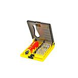 Недорогие -Сотовый телефон Набор инструментов для ремонта 38 в 1 Удлинитель отвертки Отвертка Выталкивающая шпилька для сим-карт Инструменты для
