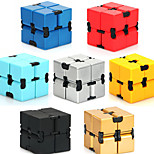 Infinity Cubes Magic Cube Toys Stress and Anxiety Relief Office Desk Toys Square Classic Theme Square Shaped Pieces Kids Adults' Gift