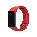 MGCOOL Band 3 Smart Bracelet Sleep Mode Rechargeable Battery Non-Slip Finger sensor G-sensor Heart Rate Sensor