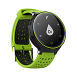Smart Bracelet Outdoor Works with iOS and Android system. Waterproof Fast Charging Long Standby Vibrating Mood Tracker Pedometer Fitness