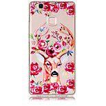 Case For Huawei P8 Lite (2017) P10 Lite Transparent Pattern Back Cover Animal Soft TPU for Huawei P10 Lite Huawei P9 Lite Huawei P8 Lite
