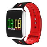 yy мужская женщина tf1 pro кровяное давление bluetooth цветной экран smart браслет сердечный ритм монитор wristband фитнес smart band для