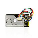 keyestudio pm2.5 shield para arduino uno r3