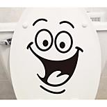 Недорогие -Абстракция Геометрия Праздник Наклейки 3D наклейки Декоративные наклейки на стены Наклейки для туалета, Бумага Украшение дома Наклейка на