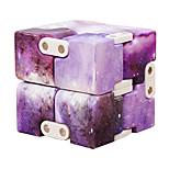Кубик Infinity Cube Игрушки Игрушки Square Shape Места Стресс и тревога помощи Товары для офиса Подростки Взрослые Куски