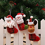 3pcs Christmas Decorations Christmas OrnamentsForHoliday Decorations 20*9