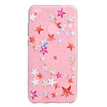 For Case Cover Transparent Pattern Back Cover Case sky Glitter Shine Soft TPU for Huawei Huawei P10 Lite Huawei P9 Lite Huawei P8 Lite