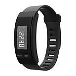 pulseira inteligente h40 novo relógio de pulso com pedômetro fitness tracker pk xiaomi mi banda sem celular