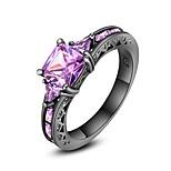 Жен. Классические кольца Цирконий Цирконий Бижутерия Назначение Свадьба Для вечеринок