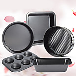 Baking Dishes & Pans Circular For Cake Stainless Steel Fastness
