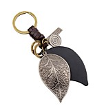 cheap -Keychains Jewelry Leather Alloy Leaf Vintage Daily Going out