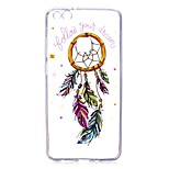 Case For Huawei P8 Lite (2017) P10 Lite Transparent Pattern Back Cover Dream Catcher Soft TPU for Huawei P10 Lite Huawei P10 Huawei P9