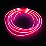 BRELONG 5m  EL LED Neon Cold Strip Light - power supply High Quality