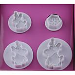 Недорогие -Формы для пирожных Новинки конфеты Защита от перегрева