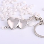 cheap -Keychains Jewelry Alloy Irregular Basic Heart Daily Valentine