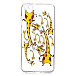 Case For Huawei P8 Lite (2017) P10 Lite Transparent Pattern Back Cover Cartoon Soft TPU for Huawei P10 Lite Huawei P10 Huawei P9 Huawei